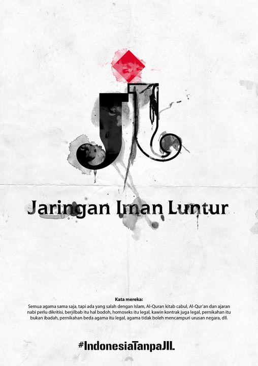 #IndonesiaTanpaJIL