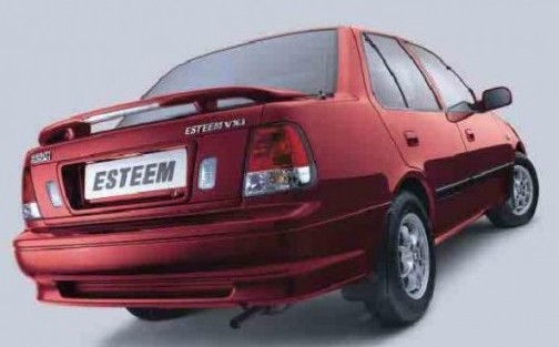 Mobil Buatan Siswa STM