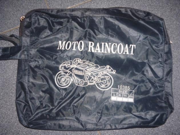 MOTO RAINCOAT
